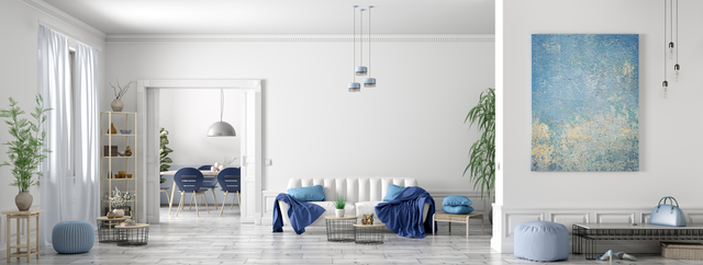 統一感のある部屋を作ろう!おしゃれな北欧風デザインがおすすめ